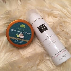 Rituals and Tree Hut Sugar Scrub